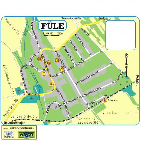 magyarország térkép füle Fejér megye Füle magyarország térkép füle